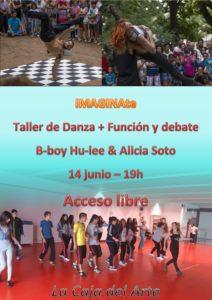 Taller de Danza + Función y debate