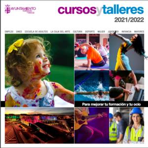 Nueva oferta de cursos y talleres 2021-2022 de Empleo, Cultura, UNED, Deportes, Mujer, Infancia, Juventud y Mayores del Ayuntamiento de Torrejón de Ardoz